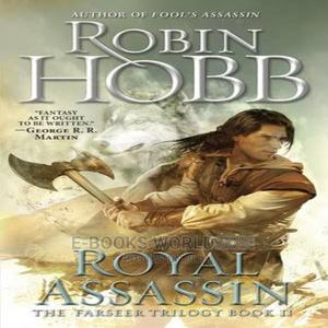 The Royal Assassin (Book#2 In The Farseer Trilogy)Ebook   Books & Games for sale in Kampala, Central Division
