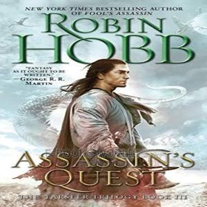 Assassin's Quest(Book#3 In The Farseer Trilogy) Ebook | Books & Games for sale in Kampala, Central Division