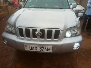 Toyota Kluger 2002 Silver | Cars for sale in Kampala, Central Division