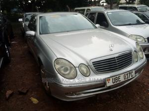Mercedes-Benz E320 2004 Silver | Cars for sale in Kampala, Central Division