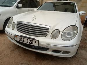 Mercedes-Benz E240 2005 White   Cars for sale in Kampala, Central Division