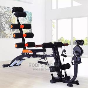 Abdomen Machine Exercise | Sports Equipment for sale in Kampala, Central Division