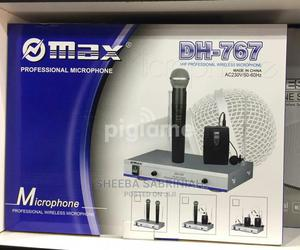 Max Professional Wireless Microphone | Audio & Music Equipment for sale in Kampala, Central Division
