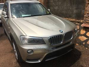 BMW X3 2010 xDrive30i Beige   Cars for sale in Kampala, Central Division