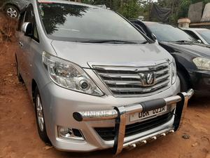 Toyota Alphard 2012 Silver   Cars for sale in Kampala, Central Division