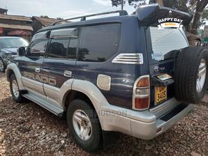 Toyota Land Cruiser Prado 2003 Blue   Cars for sale in Kampala, Central Division