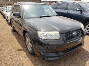 Subaru Forester 2007 Black   Cars for sale in Kampala, Central Division