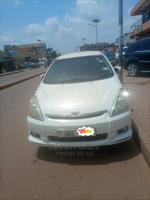 Toyota Wish 2006 White   Cars for sale in Kampala, Central Division