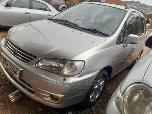 Toyota Corolla Spacio 2002 Silver   Cars for sale in Kampala, Central Division