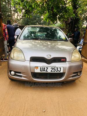 Toyota Vitz 2002 1.3 AWD 3dr Gray | Cars for sale in Kampala, Central Division