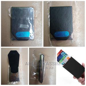 Foldable Portrait Aluminium Velvet Business Card Holder Box   Bags for sale in Kampala, Central Division