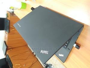 Laptop Lenovo ThinkPad T450 4GB Intel Core I5 HDD 500GB   Laptops & Computers for sale in Mukono, Mukono TC