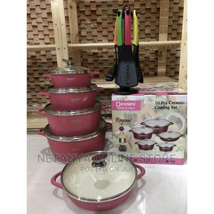 10pcs Cook and Serve Set. | Kitchen & Dining for sale in Kampala, Central Division