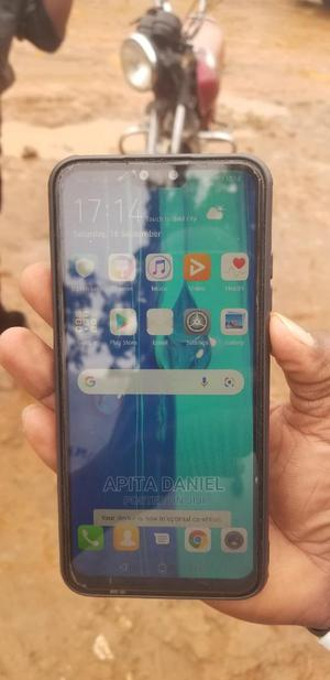 Huawei Y9 128 GB Blue   Mobile Phones for sale in Kampala, Central Division