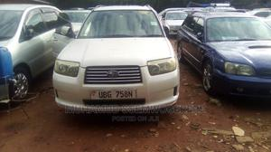 Subaru Forester 2006 White | Cars for sale in Kampala, Central Division