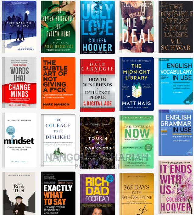 All the Ebooks