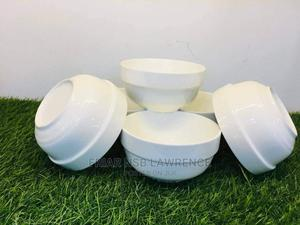 12 Pcs White Soup Bowls | Kitchen & Dining for sale in Kampala, Central Division