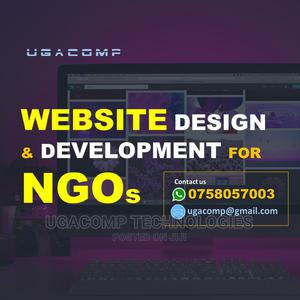 NGO Website Design Development | Computer & IT Services for sale in Kampala, Central Division