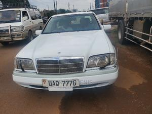 Mercedes-Benz C200 1998 White | Cars for sale in Kampala, Central Division