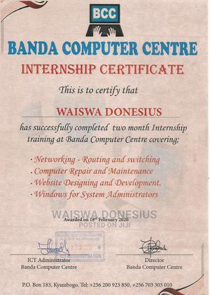 Office Administrator   Office CVs for sale in Kampala, Nakawa