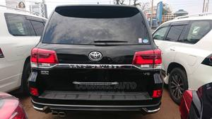 Toyota Land Cruiser 2019 4.6 V8 ZX Black | Cars for sale in Kampala, Central Division