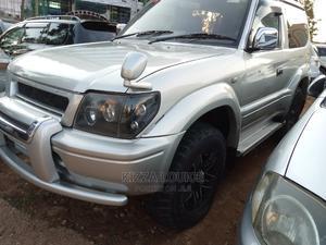 Toyota Land Cruiser Prado 1999 2.7 16V 3dr Silver   Cars for sale in Kampala, Central Division