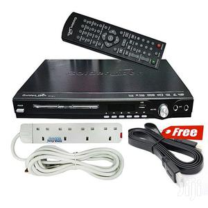 Golden Tech HDMI DVD Player Powerking 4 Way Extension, Free HDMI Cable   TV & DVD Equipment for sale in Kampala