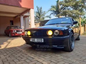 BMW 530i 1989 Black | Cars for sale in Kampala, Central Division