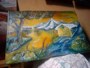 Art Painting on an Art Board   Arts & Crafts for sale in Western Region, Mbarara