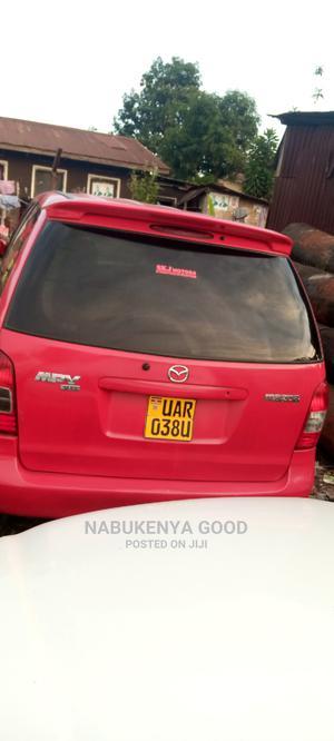 Mazda MPV 2004 Red   Cars for sale in Kampala, Makindye