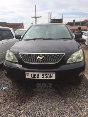 Toyota Harrier 2009 Black | Cars for sale in Kampala, Central Division