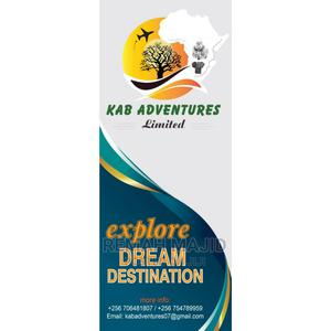 Kab Tours Travel   Chauffeur & Airport transfer Services for sale in Kampala, Central Division