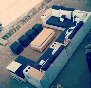 L Shaped Sofa Chair | Furniture for sale in Kampala, Nakawa