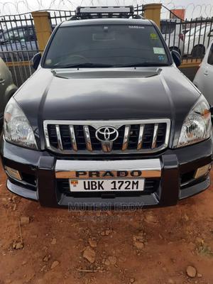 Toyota Land Cruiser Prado 2008 Black | Cars for sale in Kampala, Central Division