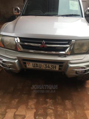 Mitsubishi Pajero 2002 Sport Silver | Cars for sale in Kampala, Makindye