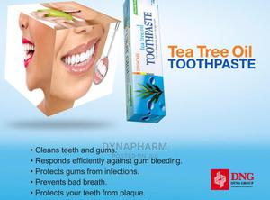 Tea Tree Oil Toothpaste | Bath & Body for sale in Kampala, Central Division