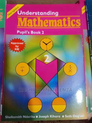 The Mathematics Pupils Book Two. | Books & Games for sale in Kampala, Central Division