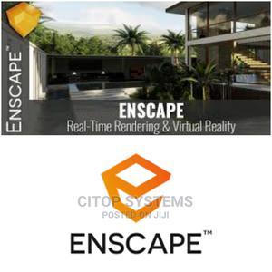 Enscape 3d Rendering   Software for sale in Kampala, Central Division
