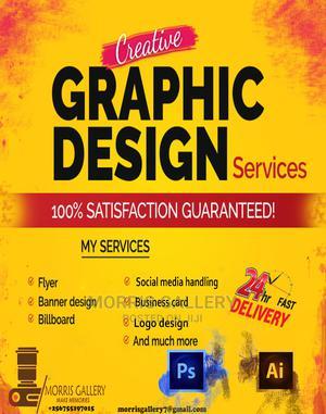 Graphics Designer | Arts & Entertainment CVs for sale in Wakiso