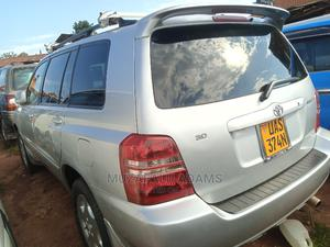 Toyota Kluger 2005 Silver | Cars for sale in Kampala, Makindye