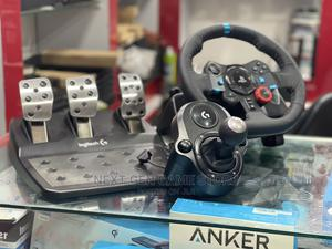 Logitech G29 Driving Gear and Driving Force Shifter | Video Game Consoles for sale in Kampala, Central Division