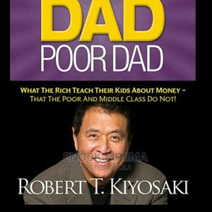 Rich Dad Poor Dad | Books & Games for sale in Kampala, Rubaga
