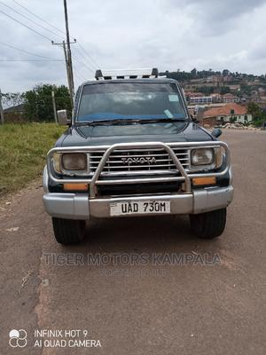 Toyota Land Cruiser Prado 1994 3.0 D Green   Cars for sale in Kampala, Central Division