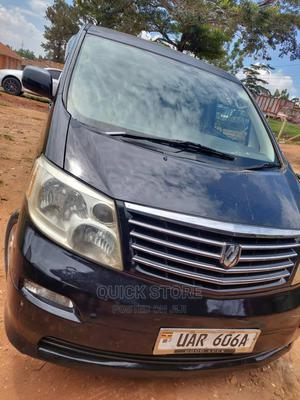 Toyota Alphard 2004 Black | Cars for sale in Kampala, Central Division