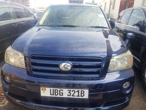Toyota Kluger 2007 Blue   Cars for sale in Kampala, Central Division