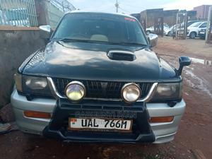 Mitsubishi Challenger 1999 Black   Cars for sale in Kampala, Rubaga