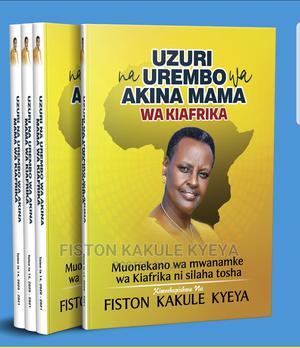 Uzuri Na Urembo Wa Akina Mama Wa Kiafrika | Books & Games for sale in Kampala, Makindye