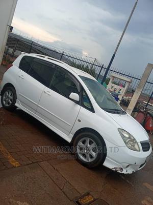 Toyota Corolla Spacio 2001 White   Cars for sale in Kampala, Central Division