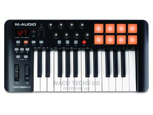 M-Audio Oxygen 25 MK IV Midi Keyboard | Musical Instruments & Gear for sale in Kampala, Central Division