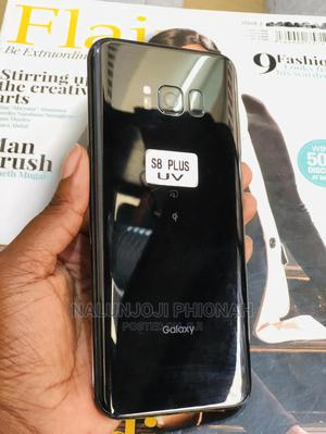 Samsung Galaxy S8 Plus 64 GB Black   Mobile Phones for sale in Kampala, Central Division